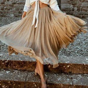 Spell & the Gypsy Grace Tulle Skirt